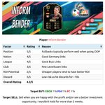 Image for the Tweet beginning: Top Buys 7/3/20  1. IF Bender 2.