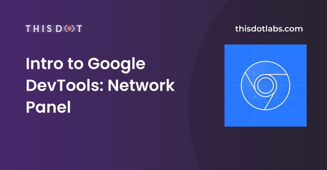 Get an overview of the Network panel in Google DevTools!   https:// buff.ly/3gnVZ3Q       #webperformance #webdeveloper<br>http://pic.twitter.com/IYcBC5dhkD