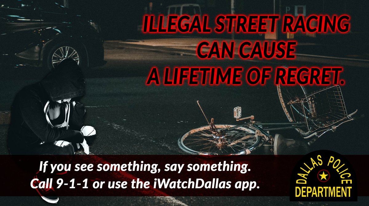#SafetyFirst If you see something, say something. @ChiefHallDPD
