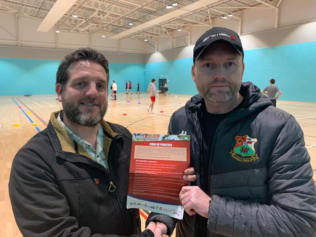 Everyone at stebo would like to welcome on board our new Sports Chaplain Gary Douglas  Read more by following the link below  #WeAreRed  https://t.co/Dup9oR2m4o https://t.co/dhLSYp2jFo