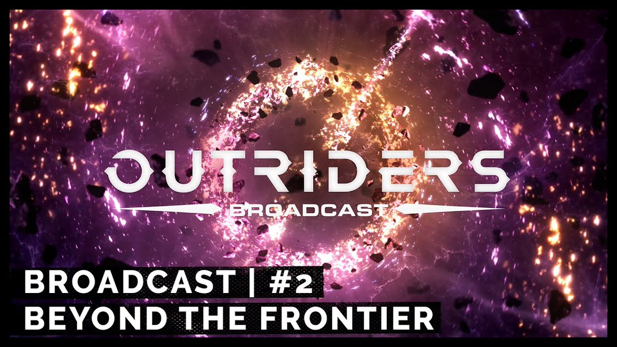 Outriders Broadcast 2 - notre récapitulatif - https://actugeekgaming.com/outriders-broadcast-2-recapitulatif/…  #Outriders #PeopleCanFly #PS4 #PS5 #XboxOne #XboxSeriesXpic.twitter.com/ny5pl7k7xH