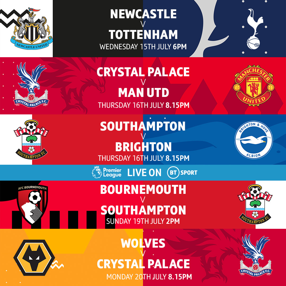 There's still plenty to play for in the Premier League 👀  Our picks for rounds 36 and 37 👇 https://t.co/SkI7BkhX7v