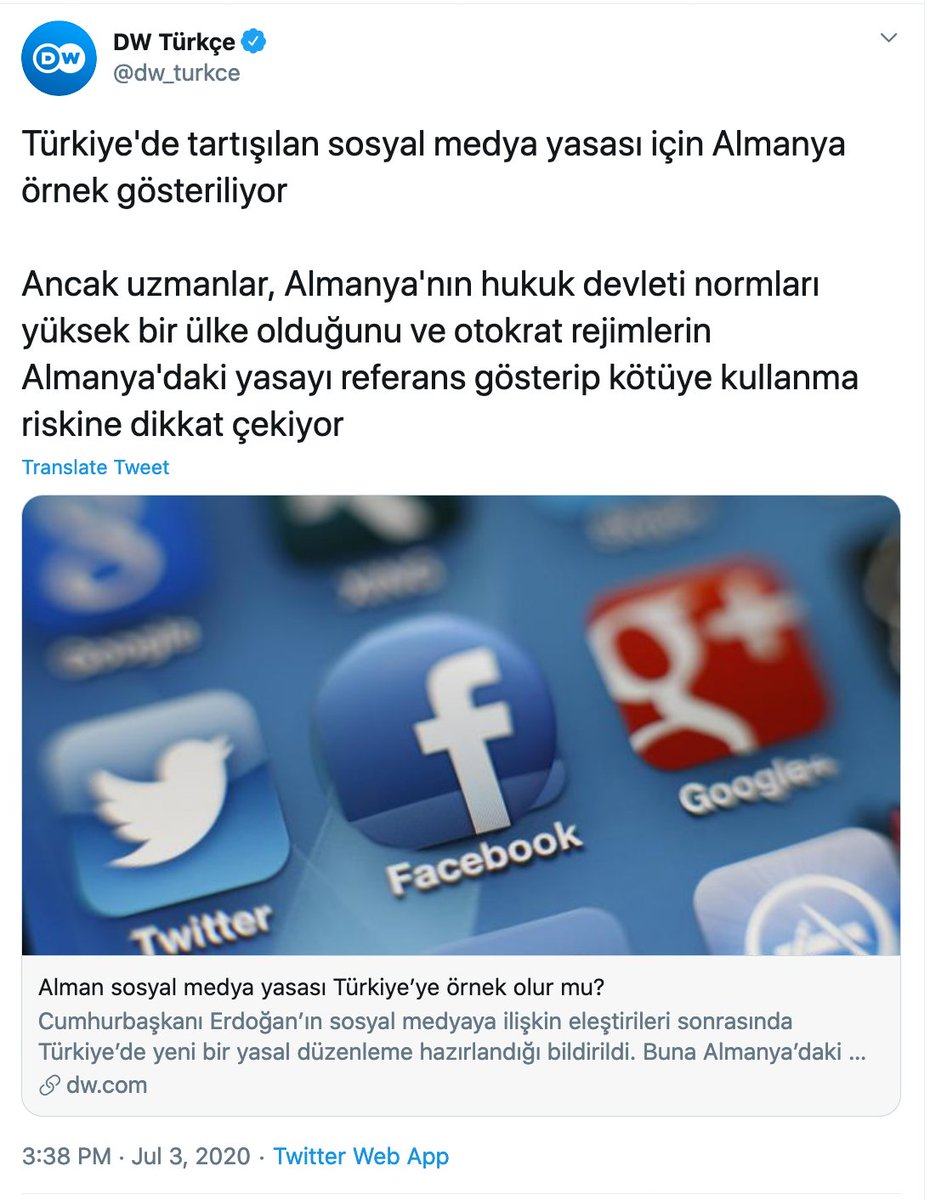 "Çetin Kaya Koç on Twitter: ""Am I a genius or what? 😎 Left picture: my tweet on June 20 Right picture: @dw_turkce's tweet on July 2 Sol resim: Benim 20 Haziran tweetim"