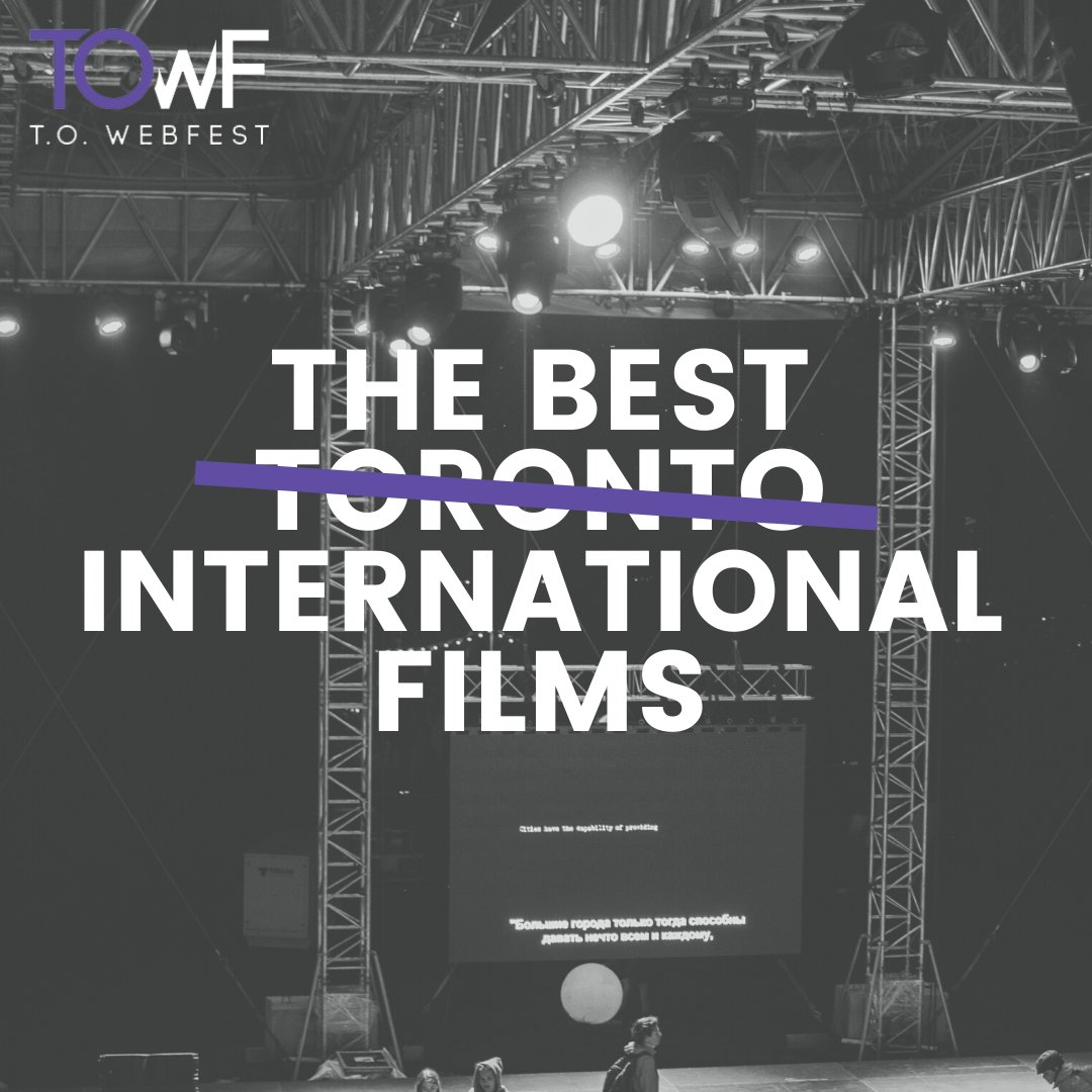 Explore the best web series, documentaries and short films the world has to offer at #towebfest2020 - http://towebfest.com/  #bestfilms #movies #filmfestival #moviescreening pic.twitter.com/iKrgeX2J5K