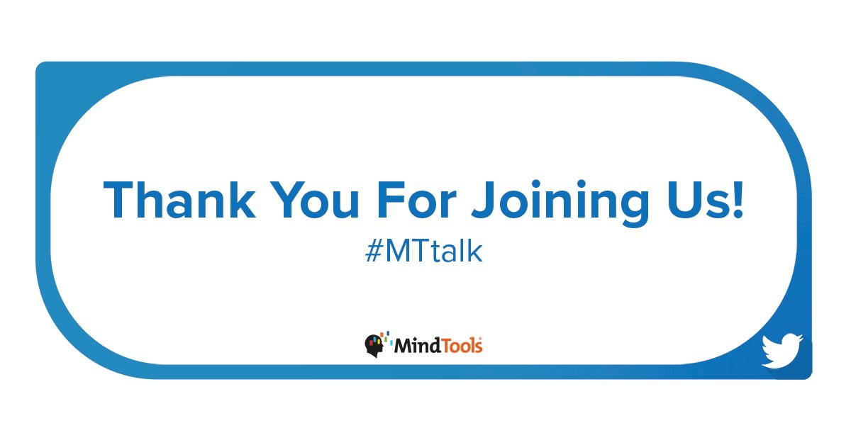 It's YOU who make this chat lively and special! Thanks for joining #MTtalk and for sharing your experiences with us. See you next time! Please stay safe. x https://t.co/cvDqTASncG