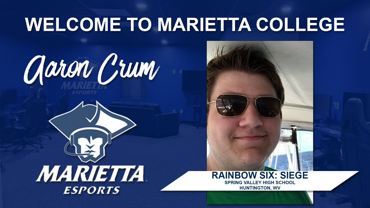 Our next esports recruit is Aaron Crum, who will be playing on our Rainbow Six team. Please join us in welcoming Aaron to the team. #PioNation #BringForthAPioneer https://t.co/utIJ2jijoV