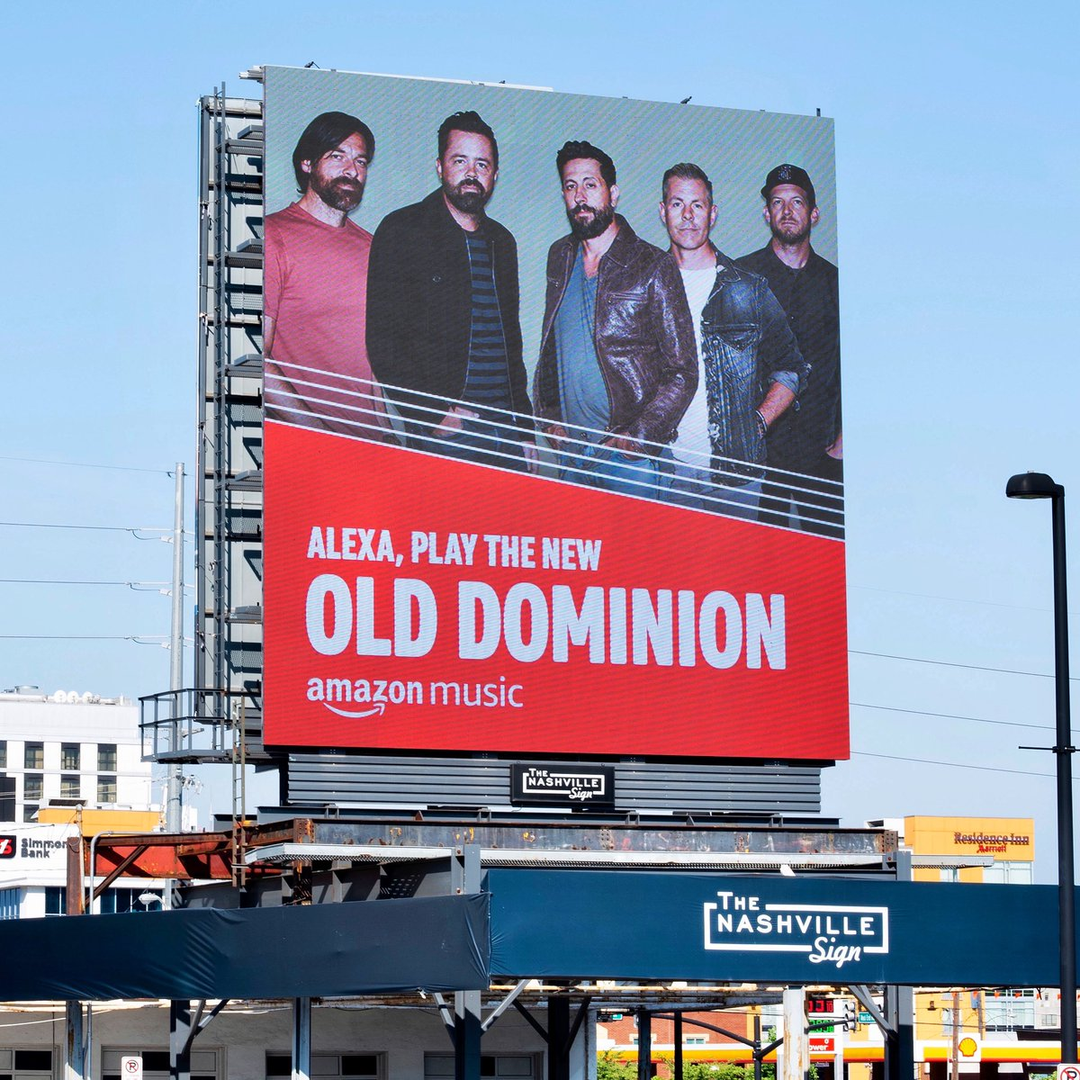 Thanks @amazonmusic. Y'all ask Alexa to play the new Old Dominion album. music.amazon.com/albums/B08BWFR… #dancingforever #everythingtolose #previouslyunreleased #olddominion
