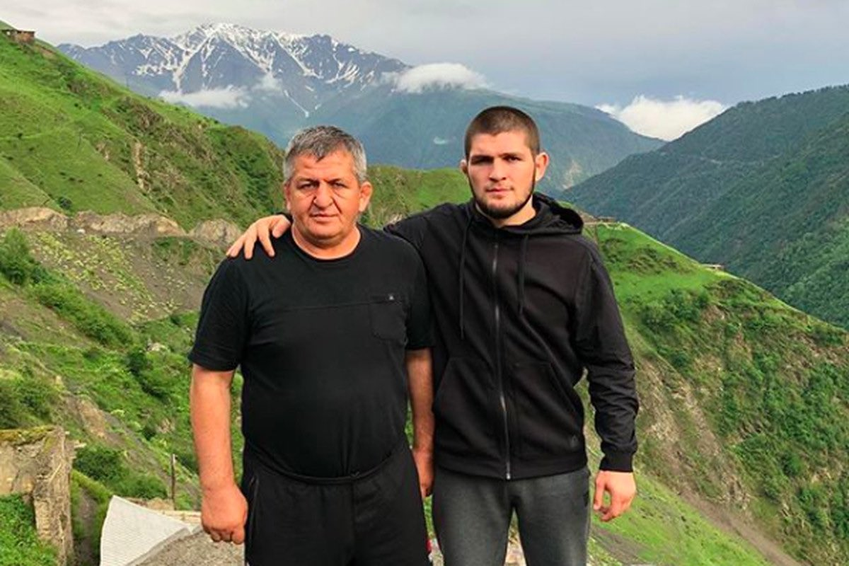 My condolences go out to @TeamKhabib, his family and all of the people affected by the passing of Abdulmanap. He was a leader that influenced many young men and coached them to their dreams. I pray that Abdulmanap is with Allah now. The world of combat sports is with you. 🙏🏻 https://t.co/2Sj7viuhUb