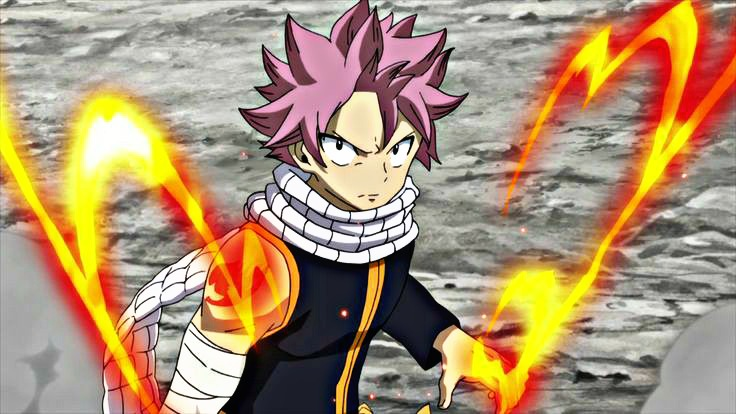 Some of the best fire users in anime. Who's your favorite?