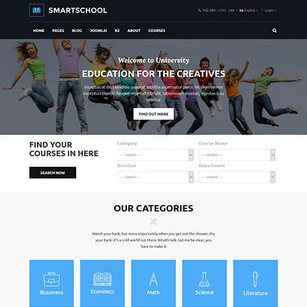 Download: SJ Smartschool - joomla template!  http:// tinyurl.com/y7y98oye    <br>http://pic.twitter.com/0eSBS4r4Pg
