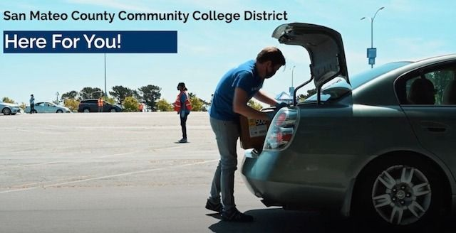 San Mateo County Community College District #FoodInsecurity Program Reaches More Than 10,000 Families https://t.co/hp9IlnmQ5E #covid19 @csmbulldogs #smccd https://t.co/2DX76V2CjY