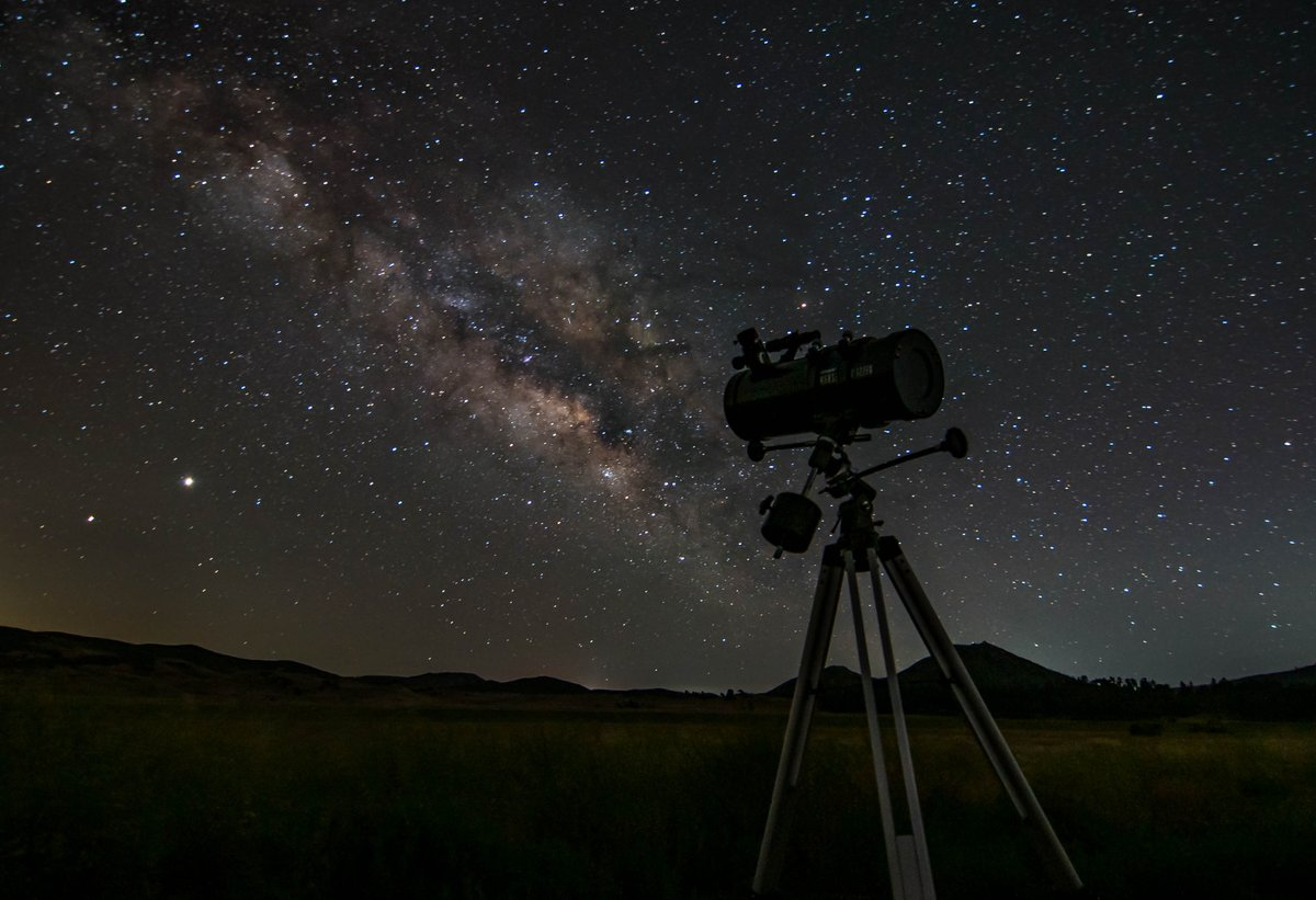 Its been a rough week. Hope things turn around soon! Happy Friday! #Astrophotography