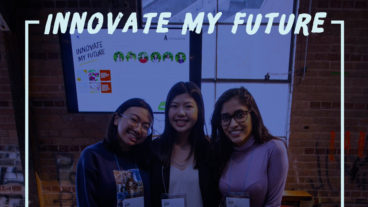 Hey #Mississauga youth, your communities need #ClimateActionNow. Join @yci_org's #InnovateMYFuture program, to work with local experts, tackle #ClimateIssues & make a difference. Learn more ➡️  https://t.co/IDb0WgAjD4  @EvergreenCanada https://t.co/erj9PAwtLn