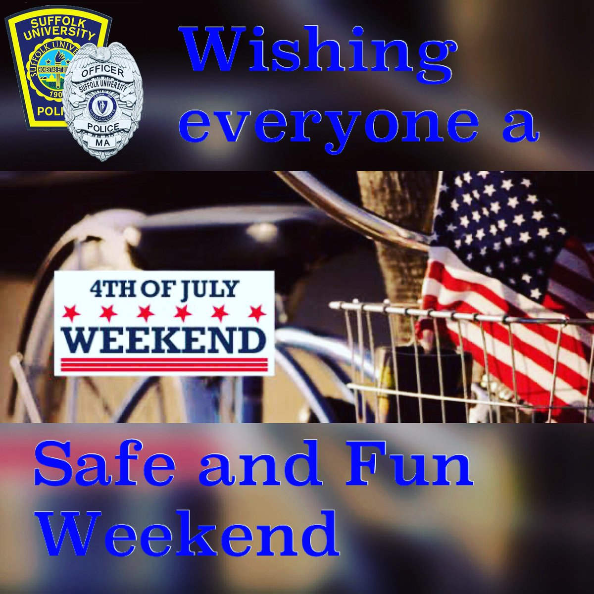 Have a Great and Safe July 4th weekend! Please remember to practice social distancing and wear face coverings if out, and if visiting areas, be sure to review the guidelines before heading out. https://t.co/cLini9SHib