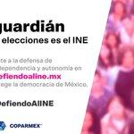 Image for the Tweet beginning: En México el guardián de