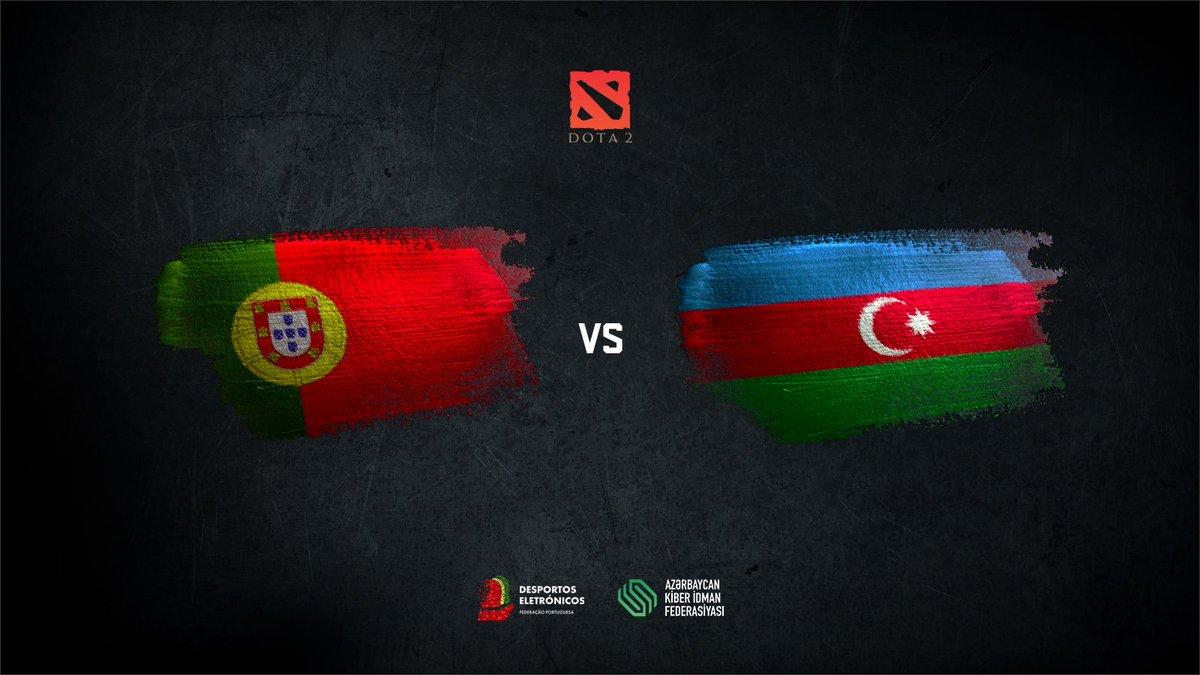 Amanhã temos jogo amigável em @DOTA2.  Azerbaijão 16:00 http://twitch.com/fpdeoficial  Acompanha tudo a partir das 16h00 no canal da @fpdeoficial.  #esportsineurope #esports #esportsportugal #somosportugal #dota2 https://twitter.com/fpdeoficial/status/1279110935349772289/photo/1pic.twitter.com/4e1koIqx2spic.twitter.com/B6ItnGQsrO
