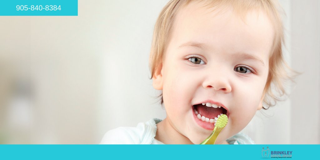 Busted! This myth about dental care won't hold us back any more! Myth: Brushing for children is not necessary until they turn 4 or 5. Fact: Brushing should be encouraged immediately after the eruption of milk teeth in the oral cavity (6-8 months onwards). Source: Firstpost pic.twitter.com/dnyZOE10dZ