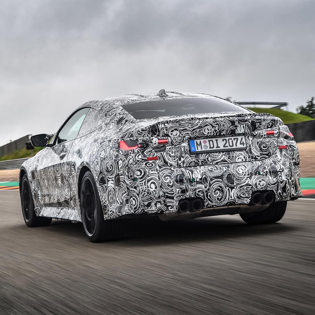 #TheM4 Nowe BMW M4 Coupé. Już wkrótce. #BMW #M4 https://t.co/RveE8iDf7z