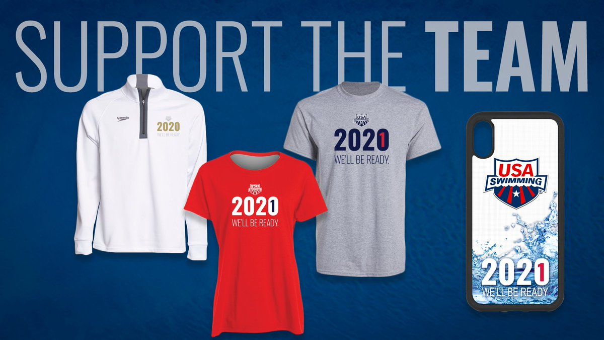 Who's wearing their 2021 gear for the #FourthOfJuly? Post a 📸, tag us & we'll share our favorites 🙌🇺🇸  Get your gear! 100% of proceeds go to National Team swimmers  » https://t.co/g8qsdmD1BJ https://t.co/58zwcqCe7m