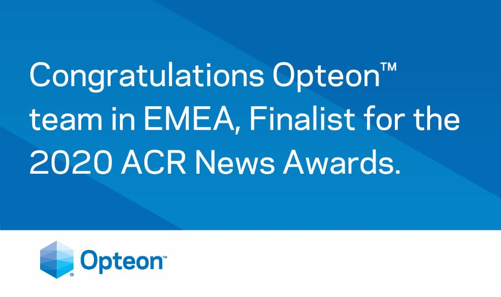 Congratulations to our Opteon™ team in EMEA for being elected as a finalist for the 2020 @ACRNews awards! Opteon™ XL20 (R-454C) was recognized for its carbon reduction properties & lower life cycle emissions, showing significant innovation in the refrigerants market. Way to go! https://t.co/7C4wc08lyK