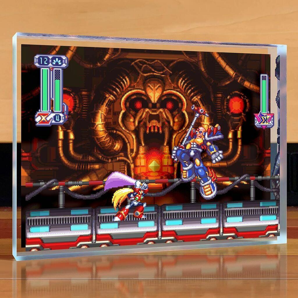 Zero vs Sigma! https://t.co/6ywe7WiUms by @capcomusa  #art #artwork #desktop #megaman #megamanx #x4 #sigma #zero #fight #game #videogame #videogameart #1990s #3d #segasaturn #sega #playstation https://t.co/JELD1jhLTv