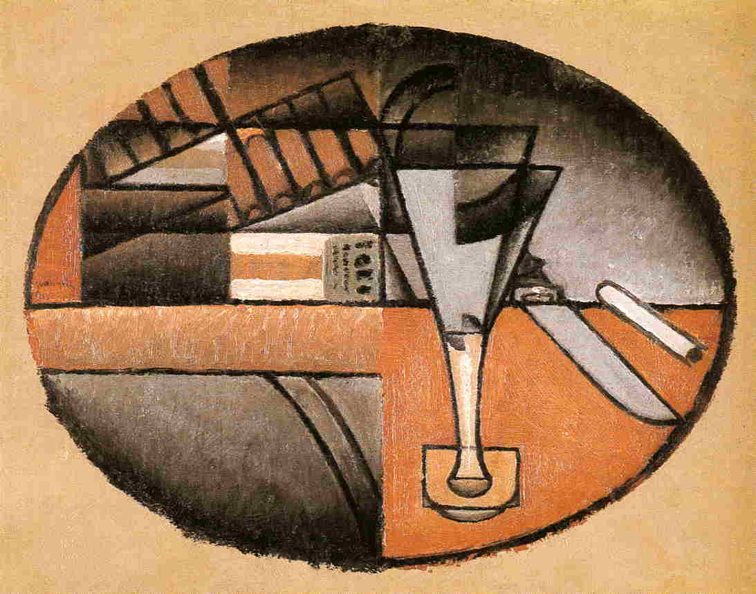 The Packet of Cigars, 1912 #spanishart #juangris <br>http://pic.twitter.com/ukdq2pveuQ