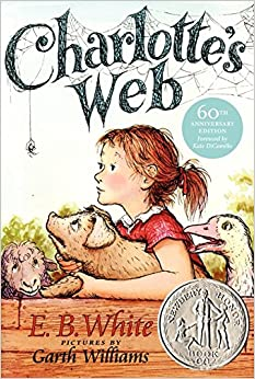 """""""'You have been my friend,' replied Charlotte. 'That in itself is a tremendous thing.'"""" —E.B. White, Charlotte's Web #alittlelibrary #quoteoftheday #bookquoteoftheday #bookquotes #childrensbooks #childrensbookquotes #friendship #charlottesweb #bookworms #read #books<br>http://pic.twitter.com/ebsKNXygD1"""