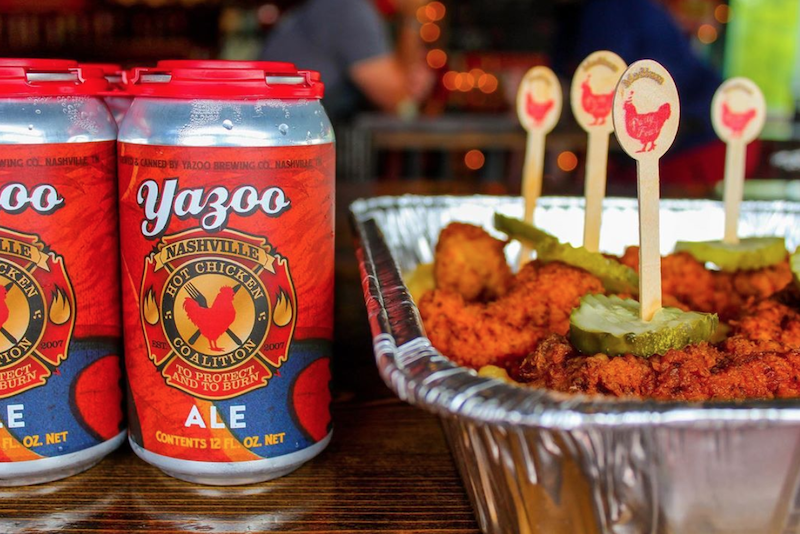 Music City @HotChicken_Fest is tomorrow and we are stoked! Check out all the participating restaurants and plan out your sizzlin Saturday! do615.com/events/2020/7/…