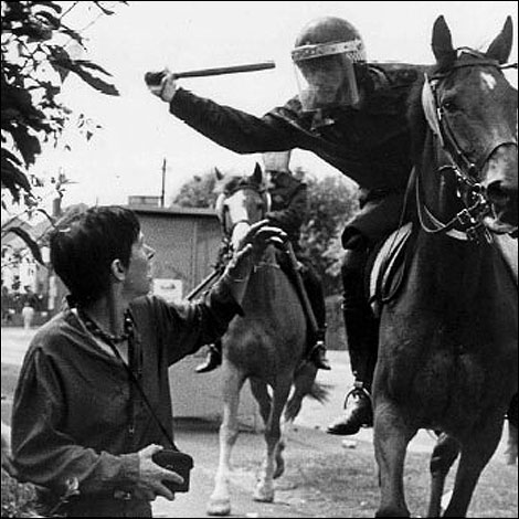 """36 years on and still no @orgreavejustice  On the 18th June 1984 Thatcher ordered """"maximum force"""" against striking miners fighting for the survival of their industry, community's and families.  No Justice No Peace  #80sLockdownFest https://t.co/4zCGW1Xpa9"""