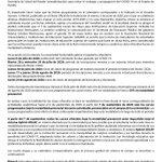 Image for the Tweet beginning: Estimada #ComunidadUDLAP   Compartimos con ustedes