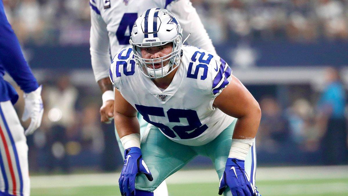Cowboys tienen 6 opciones para reemplazar a Travis Frederick, entre ellas está Connor Williams.  ➡️https://t.co/OpNTJIZuQg https://t.co/bVo7fQ8Euo