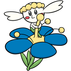 flabebe pokemon shiny - 300×300