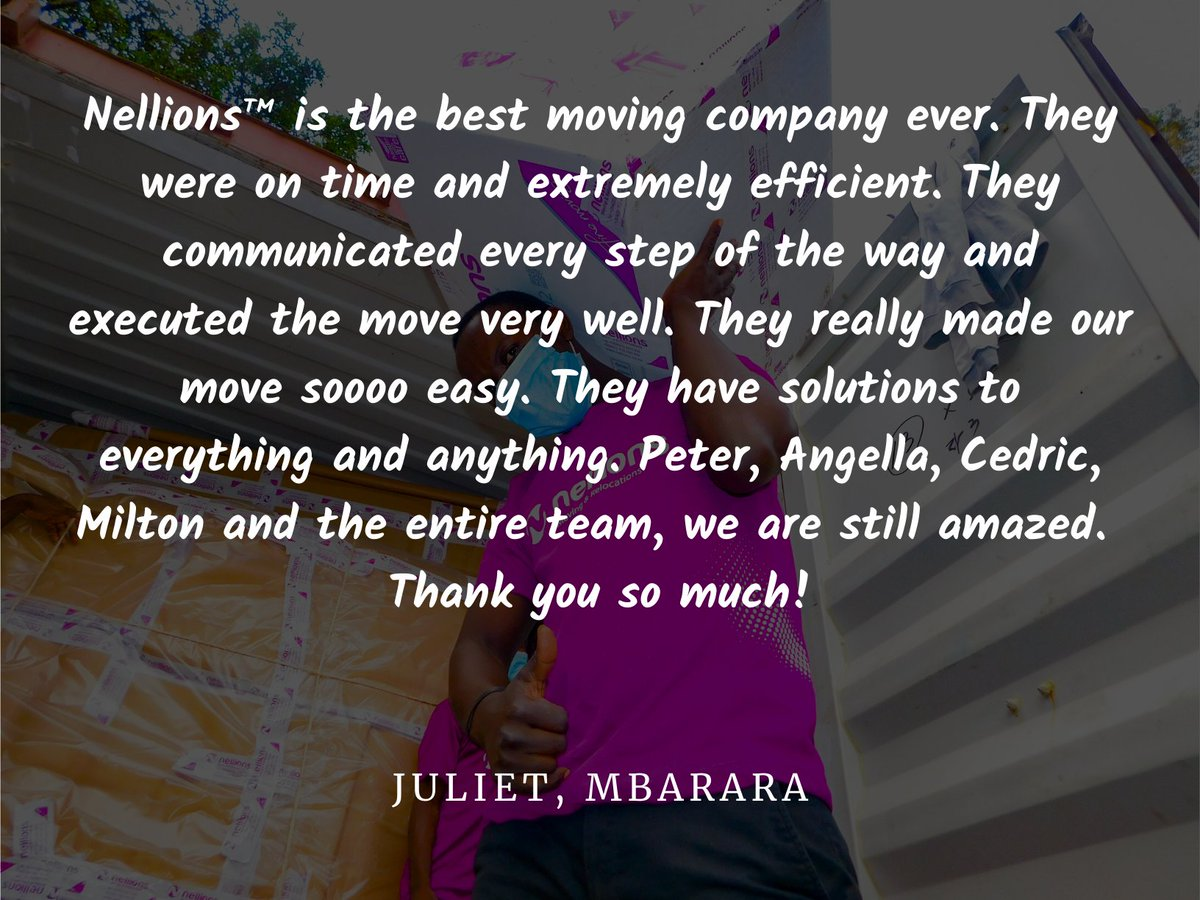 We love hearing back from all our clients. Your feedback helps us grow. Thank you to all who take the time to tell the world about their experiences with  Nellions™.   You're the best ❤ #feedbackFriday #shiftinstyle https://t.co/pjAOVuQy5k