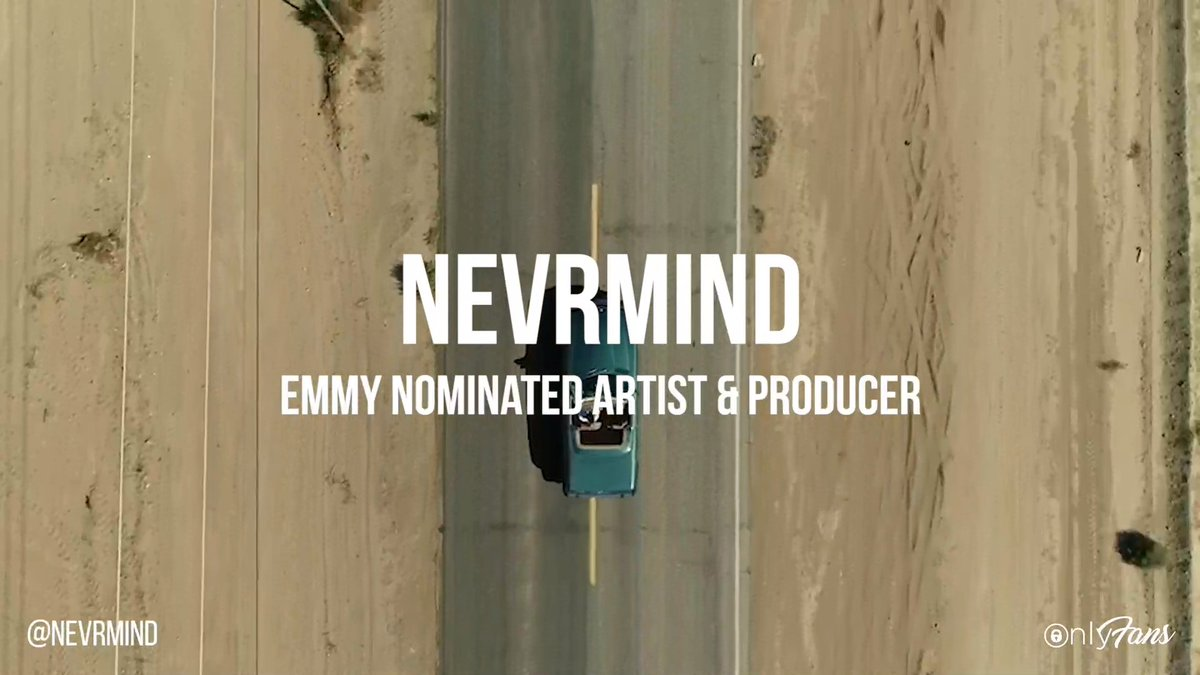 We are so pleased to be able to bring you the launch of award winning artist and producer @nevrmd on OnlyFans. Launching with a livestream on Sunday the 5th at 2pm PDT. Head over to Nevrmind's OnlyFans now to make sure you don't want to miss out on this: https://t.co/gSPsGIUzxA https://t.co/rsLEnbWSo8