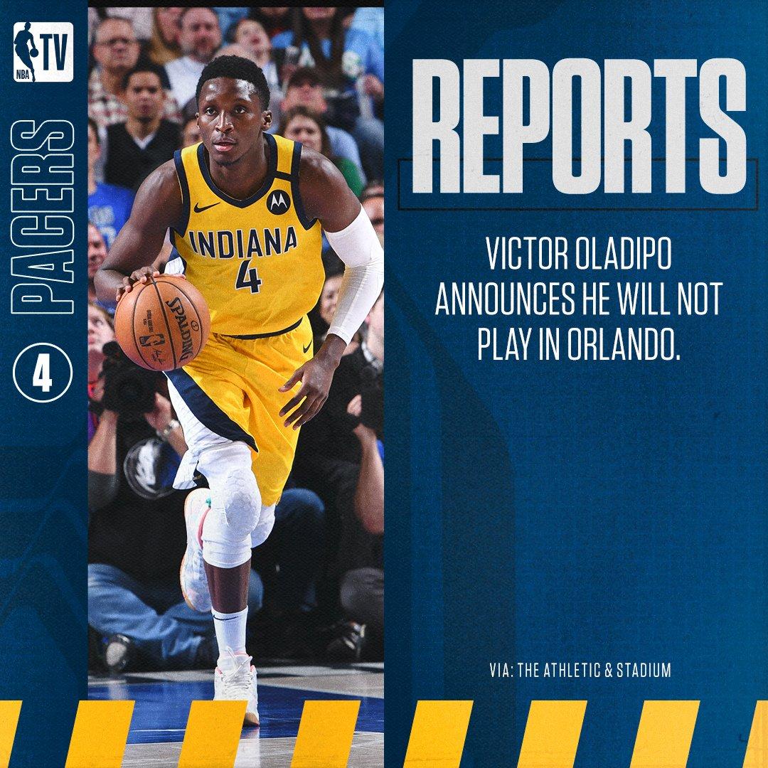 @NBATV's photo on Victor Oladipo