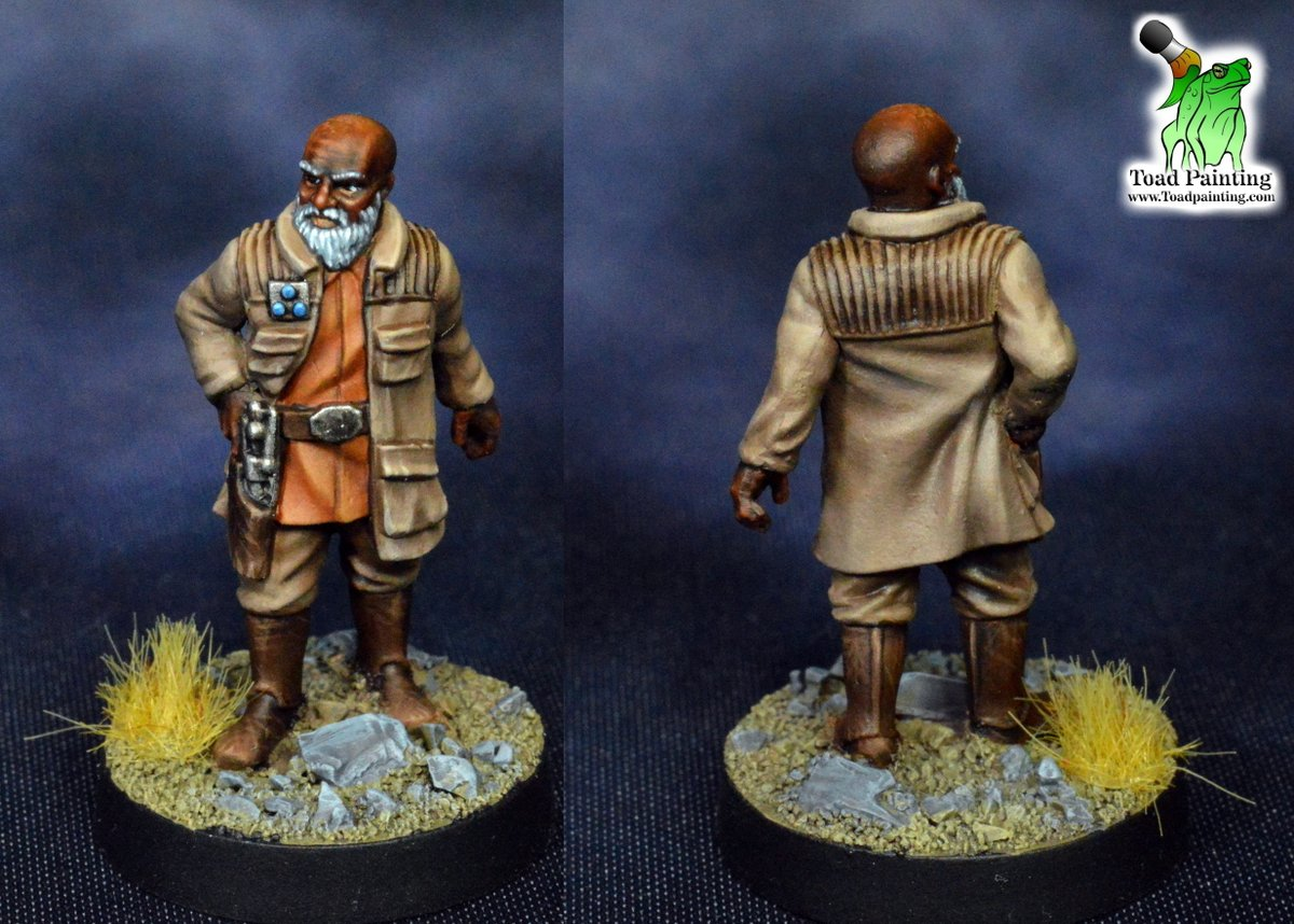 Rebel specialist commission from #starwarslegion by  @FFGames . Hope everyone is having a good Friday!  #minipainting #miniaturepainting #miniatures #StarWars https://t.co/xSln0m08CM