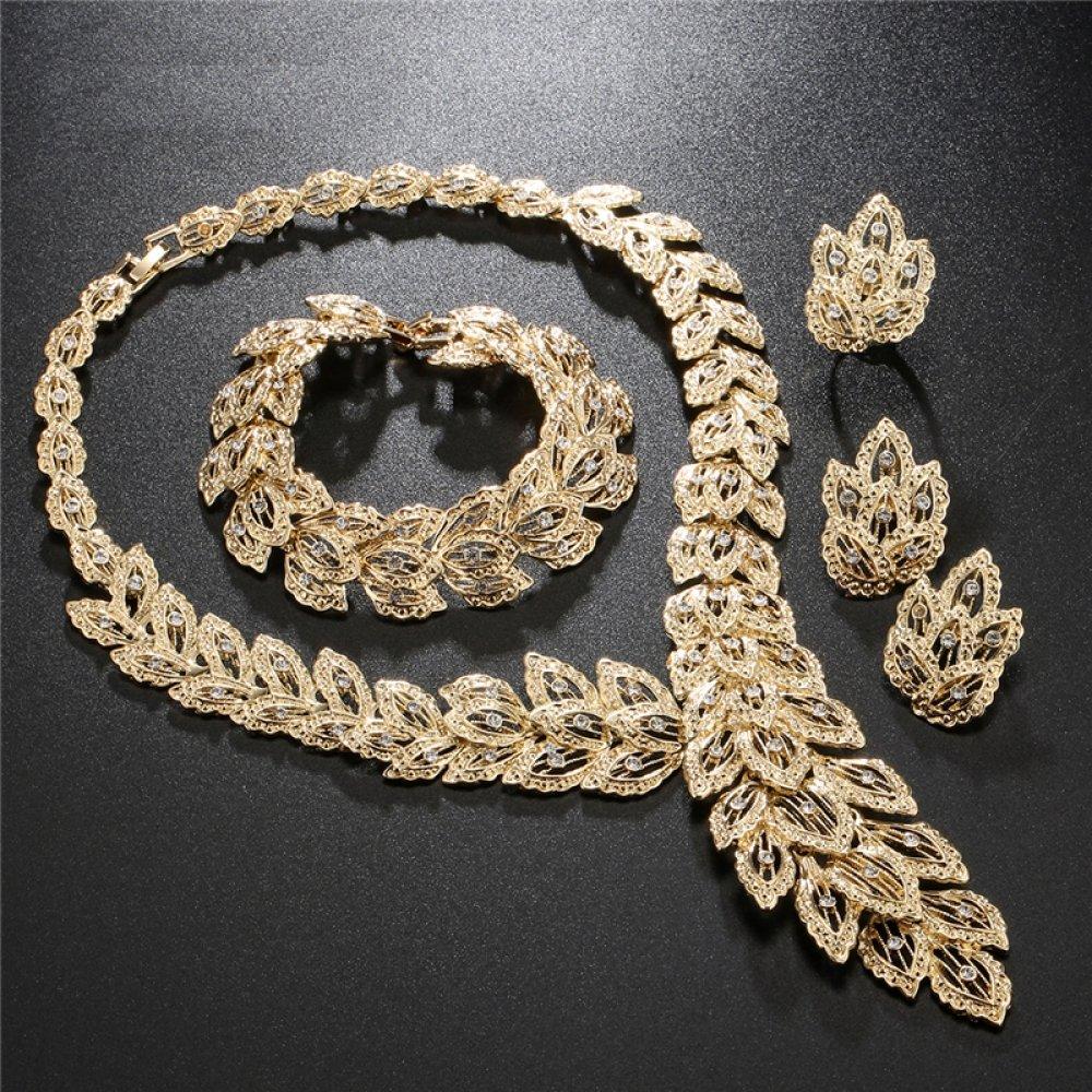 #trendalert #envywear Leaves Shaped Jewelry Set pic.twitter.com/QZaDhvVx6B