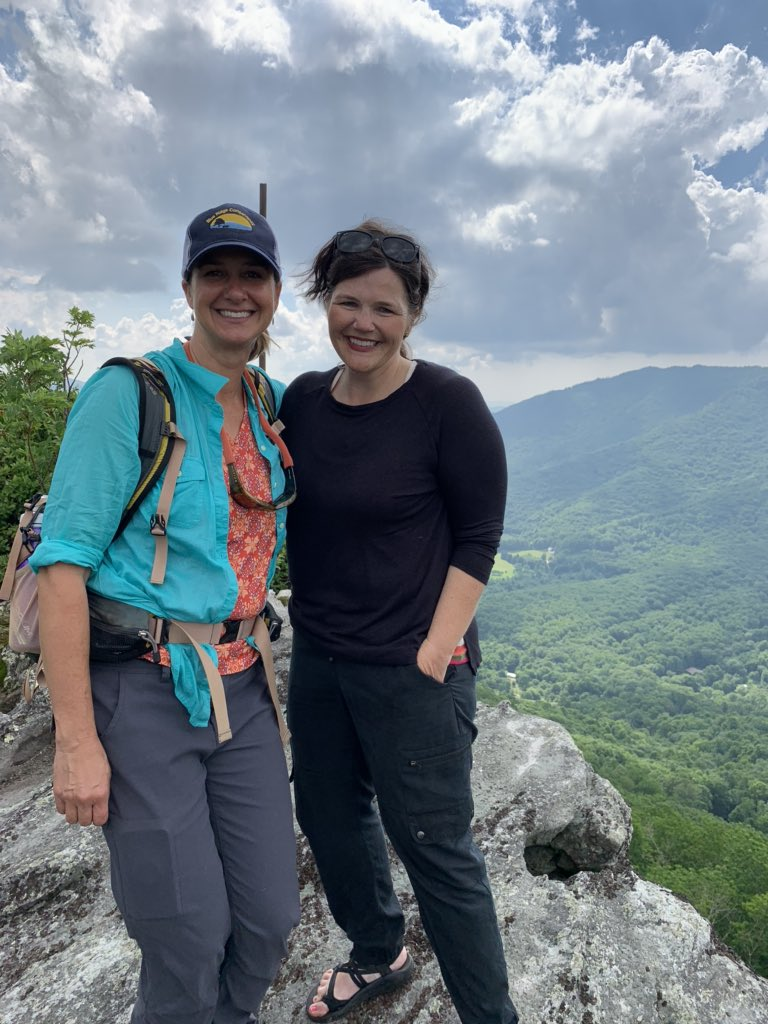 @BRConservancy thanks for showing me the work you're doing around #PeakMountain — incredible view of @GrandfatherMtn from #FlagRock too! #conservation #NC45 #WataugaCounty #AveryCounty #ncplayground #mountains #myquadshurt #hikingpic.twitter.com/dlpLs4wLWU