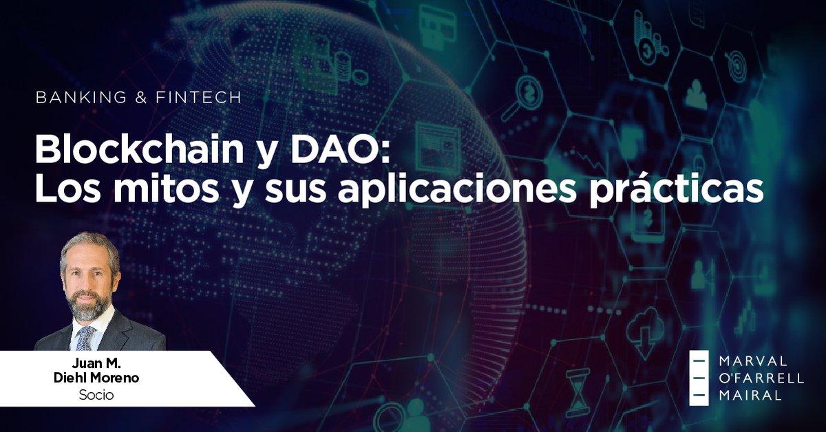 """📈 Nuestro socio Juan M. Diehl Moreno, experto en bancos y fintech, fue invitado a participar en una nota para el programa """"Estrategia y liderazgo"""" del canal @5diasPY TV de Paraguay.   Podés leer la nota acá: https://t.co/iIiJZ1NsyH  #fintech #blockchain https://t.co/yfe71wL2Hc"""