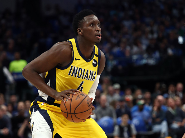 Victor Oladipo has opted to sit out the NBA restart:  In his first 2 seasons with IND, he joined Reggie Miller, Jermaine O'Neal and Paul George as the only players in Pacers history to make consecutive All-Star teams.  In his final outing this year, he scored 27 pts in 28 mins. https://t.co/4fickrd1uc