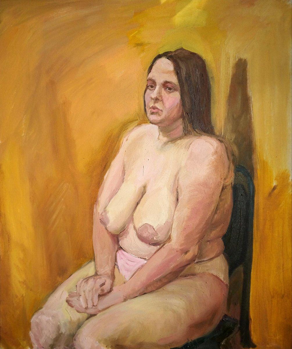 Этюд из этого карантинного года #Golden #Pink #traditionalart #traditionaldrawing #academicdrawing #curvygirl #nude #portraitgirl #portraits  #traditionalart  #blushpic.twitter.com/AXlLgXNpmi