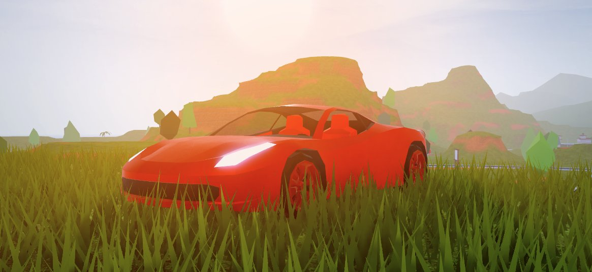 Badimo On Twitter 5 Days 5 Vehicles The 4th New Vehicle Is Also A Refresh And It Is A New Ferrari Featuring A Customizable Engine Color And A Really