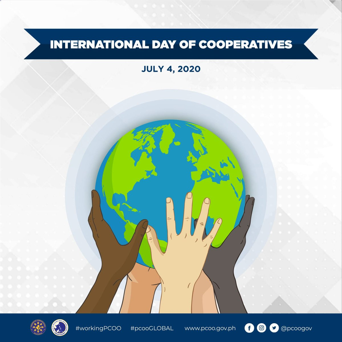 Today, we celebrate the International Day of Cooperatives, with the theme of Cooperatives for Climate Action to raise awareness on the importance of addressing climate change. https://t.co/28nL6XEruA