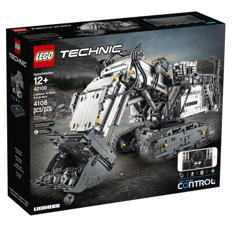 [Canada] LEGO Technic Liebherr R 9800 Excavator 42100 On Sale https://toysnbricks.com/canada-lego-technic-liebherr-r-9800-excavator-42100-on-sale/…pic.twitter.com/JNED67m5Iq  by Toys N Bricks