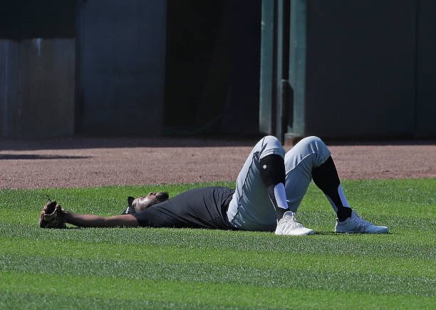 Us going to bed tonight knowing there will be baseball again tomorrow: