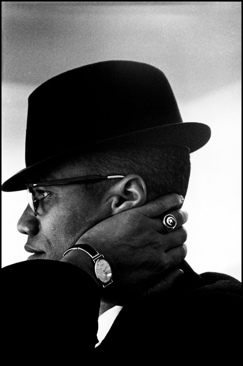 """Armed with the knowledge of our past, we can with confidence charter a course for our future. Culture is an indispensable weapon in the freedom struggle. We must take hold of it and forge the future with the past."" Malcolm X. https://t.co/dVBel9G8IG"