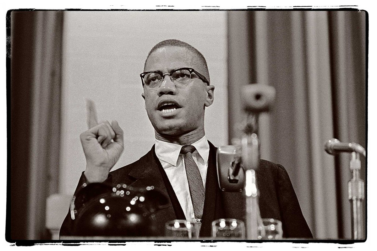 """The white man will try to satisfy us with symbolic victories rather than economic equity and real justice."" Malcolm X. https://t.co/rWVyrl0sbI"