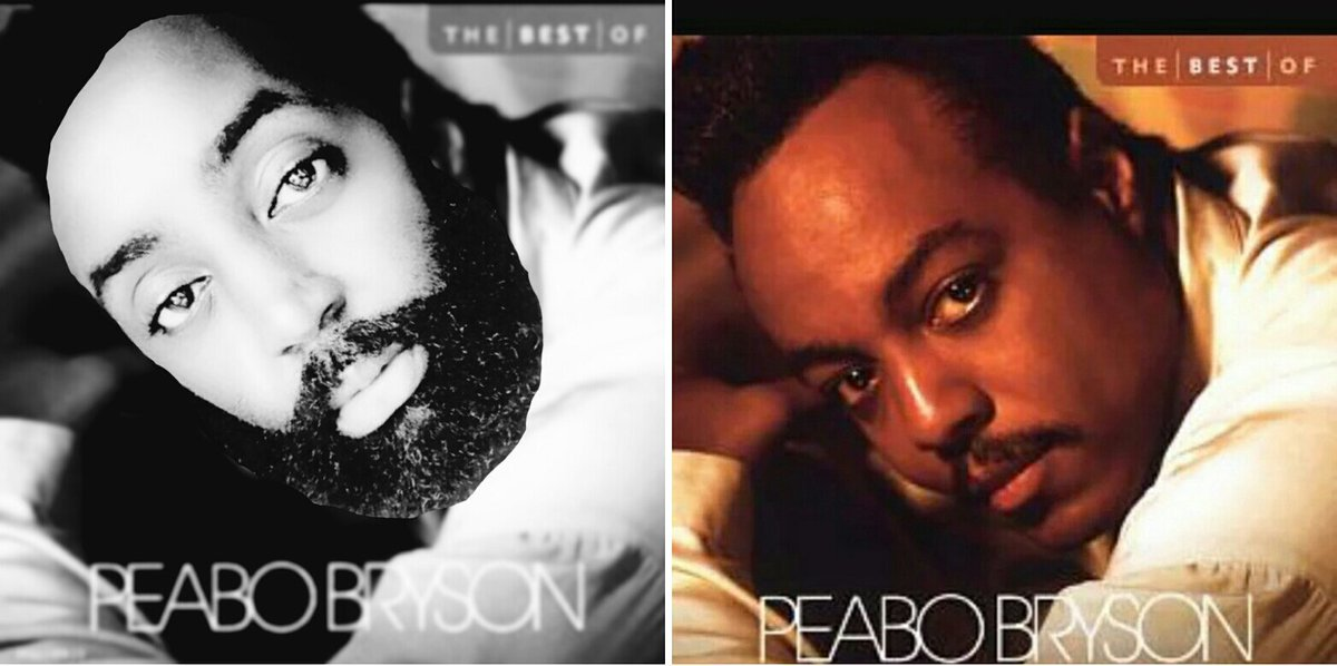 Yall remember when @JonRog88 revealed Peabo was his daddy?