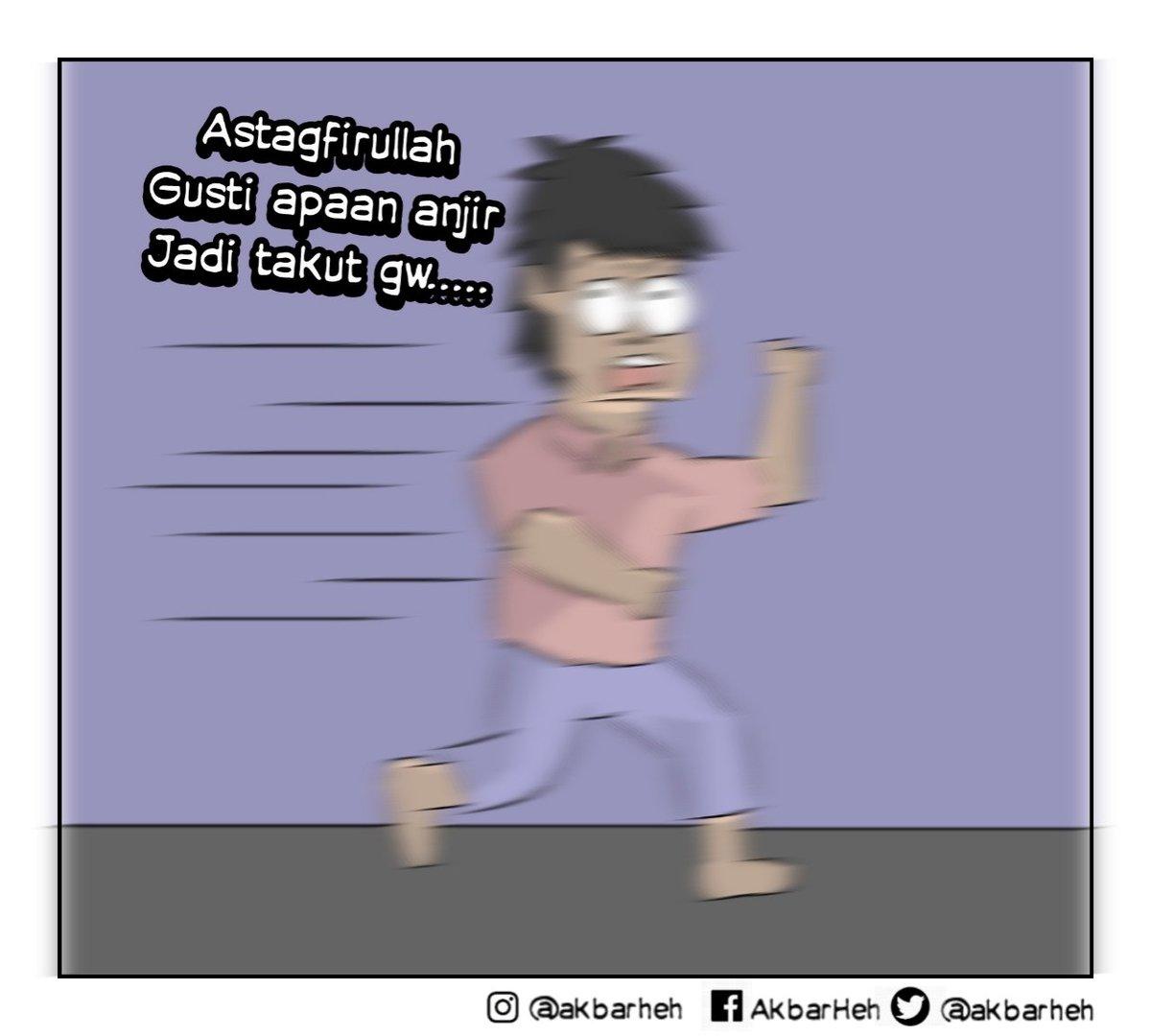 The real uji nyali semaleman (terusan) .  Jangan lupa follow @akbarheh . . . #komikinaja #komikindo #komikindonesia #idntoon #komiklucu #komikharian #komikngakak #ngakakkocak #komikviral  #viral #indonesia #komikharian_ #komiksederhana #komikhot #siang  #komikzero #komikpolisipic.twitter.com/oGmPrV1fiD