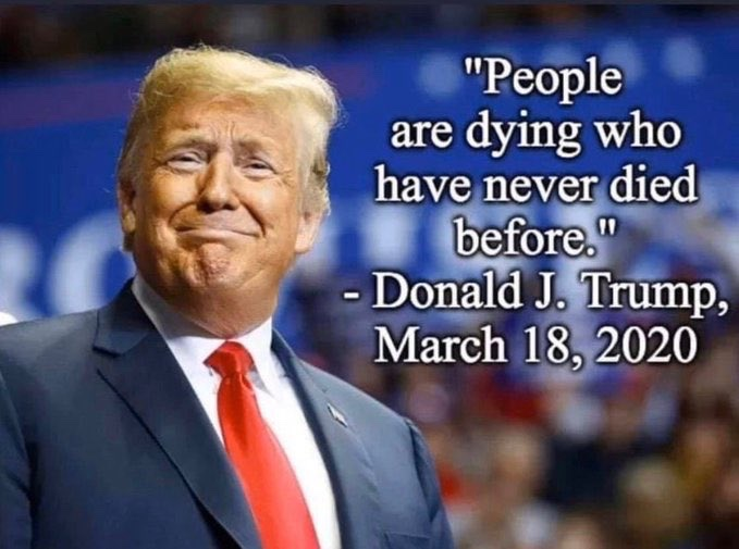 More wisdom from our stable genius... <br>http://pic.twitter.com/x0ueG05QsH